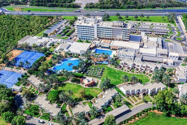 Hilton Al Ain - фото 15
