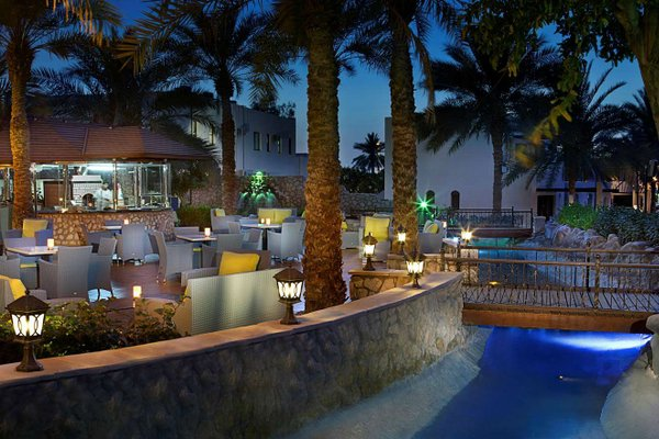 Hilton Al Ain - фото 22