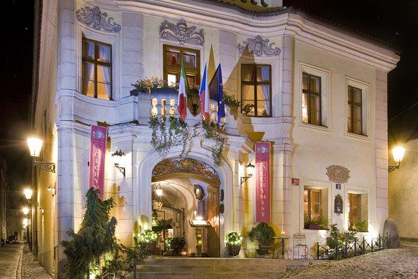 Alchymist Grand Hotel and Spa - фото 23