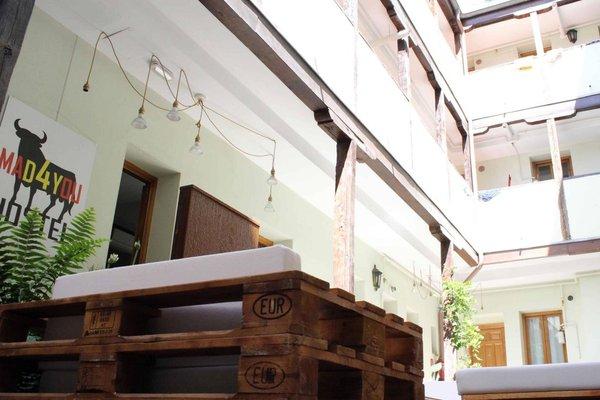 Mad4You Hostel - фото 18