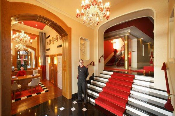 Mamaison Hotel Riverside Prague - фото 14