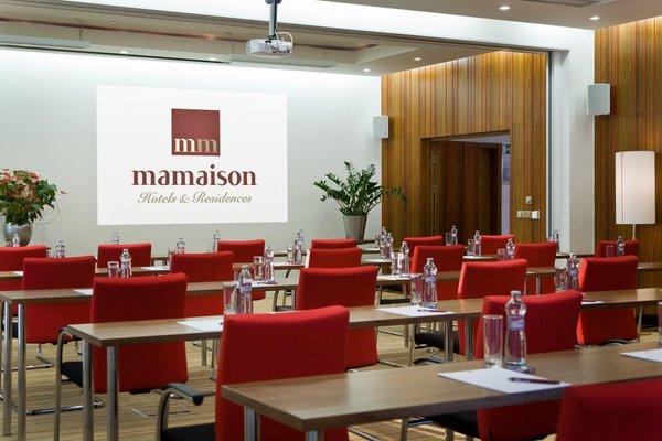 Mamaison Hotel Riverside Prague - фото 17
