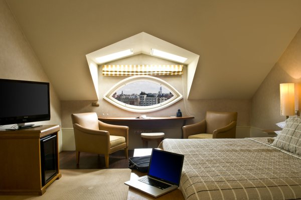 Mamaison Hotel Riverside Prague - фото 19