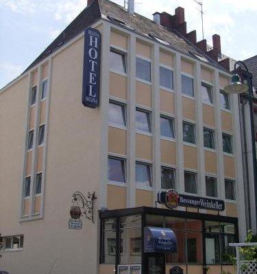 Гостиница «Regina Garni», Дармштадт