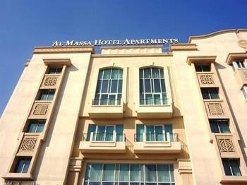 Al Massa Hotel Apartment - фото 13
