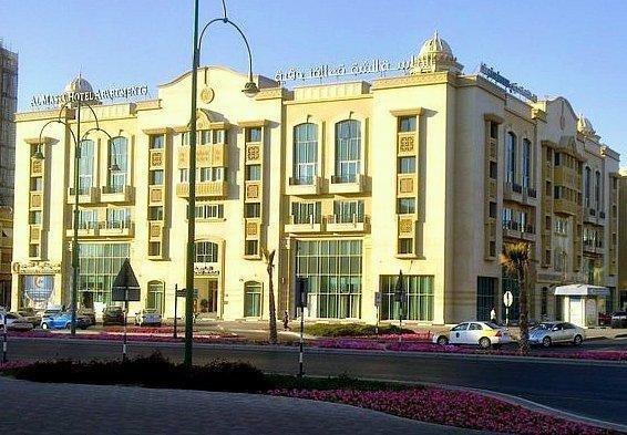 Al Massa Hotel Apartment - фото 14
