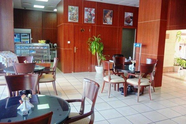 Al Massa Hotel Apartments 1 - фото 18