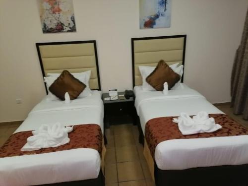 Al Massa Hotel Apartments 1 - фото 6