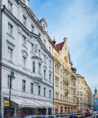 Apartments Kaprova - фото 3