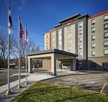 Hampton Inn by Hilton Sarnia/Point Edward - фото 22