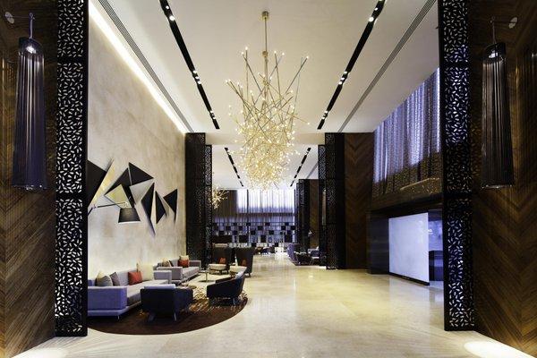 Hilton Mexico City Santa Fe - фото 14