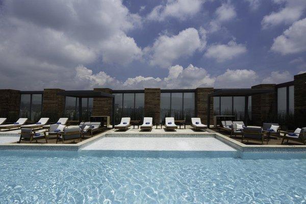 Hilton Mexico City Santa Fe - фото 21