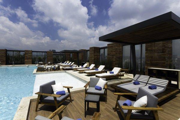 Hilton Mexico City Santa Fe - фото 22