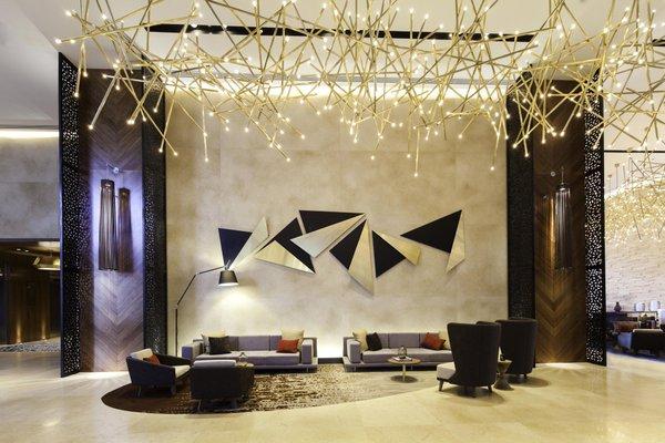 Hilton Mexico City Santa Fe - фото 9