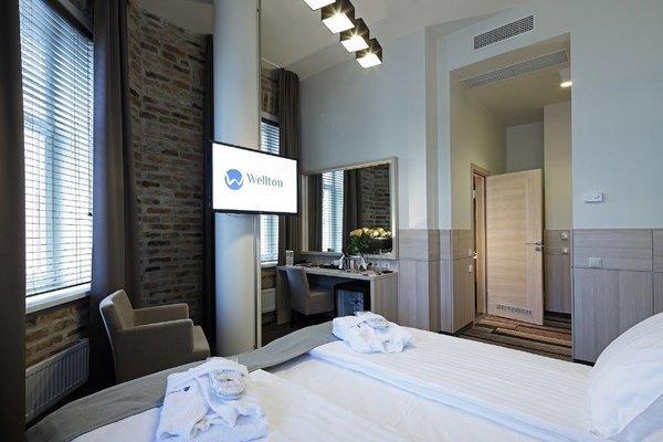 Отель Wellton Centrum Hotel & SPA - фото 1