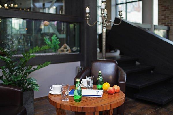 Отель Wellton Centrum Hotel & SPA - фото 16