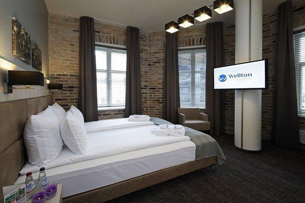 Отель Wellton Centrum Hotel & SPA - фото 5