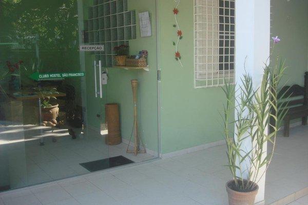 Clube Hostel Sao Francisco - фото 17