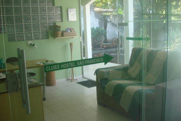 Clube Hostel Sao Francisco - фото 4