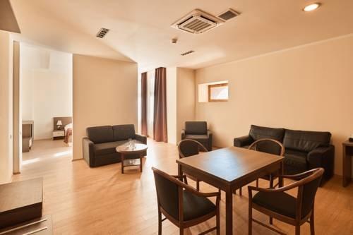 Hotel Gino Wellness Rabath - фото 8