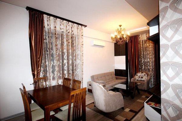 Rent in Yerevan - Apartment on Mashtots ave. - фото 13