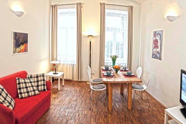 Viennaflat Apartments - Franzensgasse - фото 13