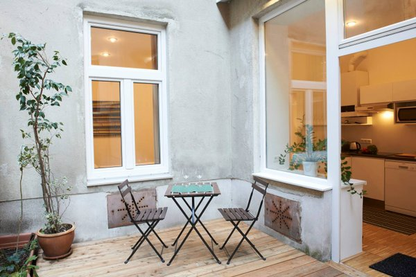 Viennaflat Apartments - Franzensgasse - фото 20