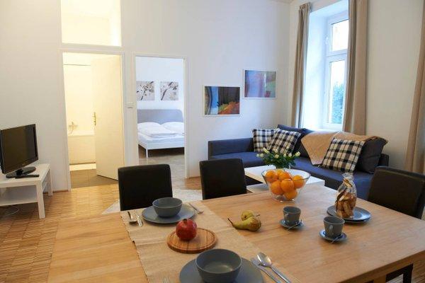 Viennaflat Apartments - Franzensgasse - фото 4