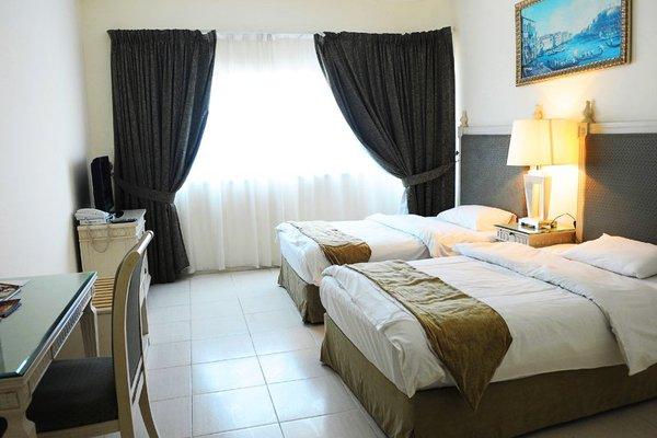 Апарт-отель «Tulip Inn Royal Suites Ajman», Аджман