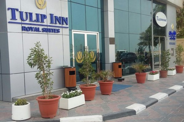 Tulip Inn Royal Suites Ajman - фото 18