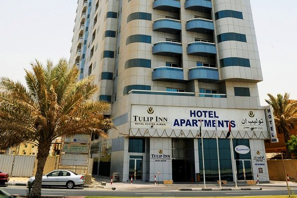 Tulip Inn Royal Suites Ajman - фото 22