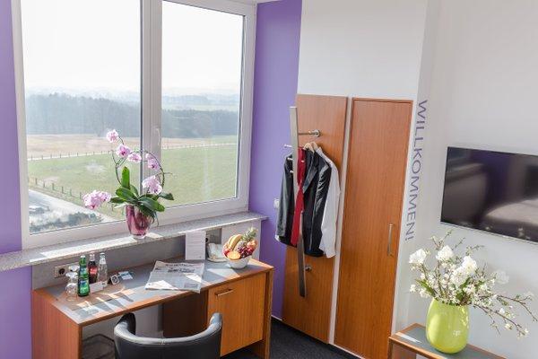 Hotel Weitblick Bielefeld - фото 15