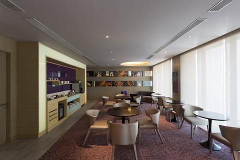 Holiday Inn New Delhi International Airport - фото 10