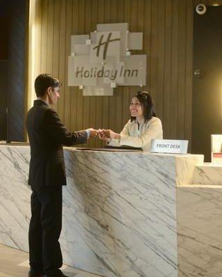 Holiday Inn New Delhi International Airport - фото 15