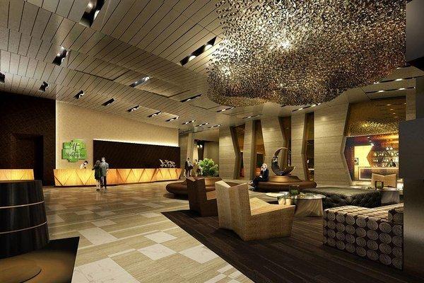 Holiday Inn New Delhi International Airport - фото 6