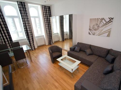 Apartment Nahe Zentrum - фото 6