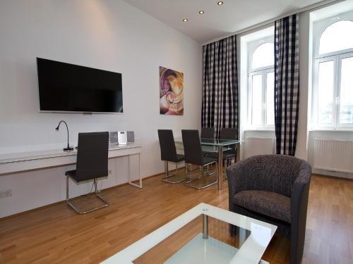 Apartment Nahe Zentrum - фото 7