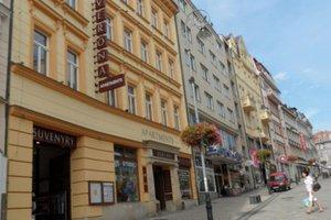 Apartments Verona Karlovy Vary - фото 22