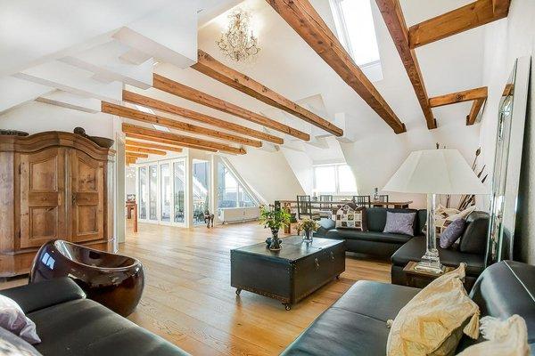 Penthouse Suite Gasteig - фото 42