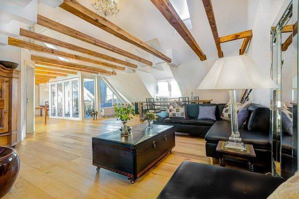 Penthouse Suite Gasteig - фото 2