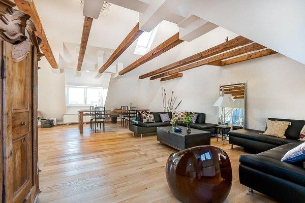 Penthouse Suite Gasteig - фото 3