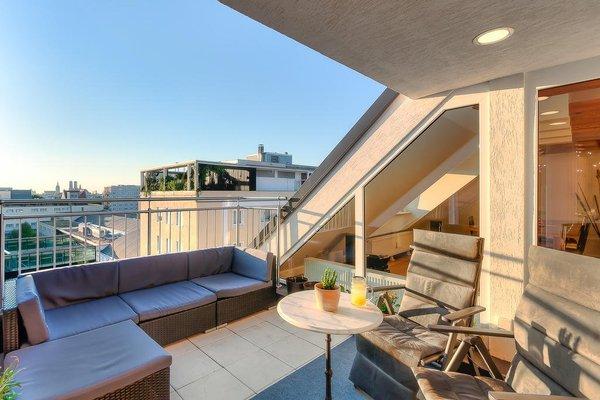 Penthouse Suite Gasteig - фото 5