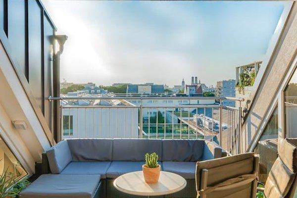 Penthouse Suite Gasteig - фото 6