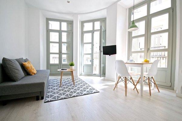 Malaga Urban Rooms - фото 20