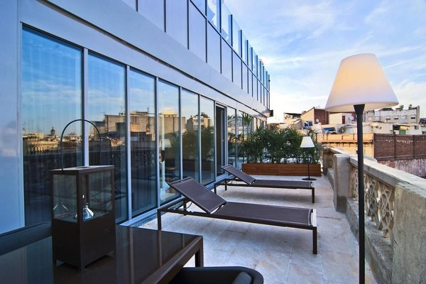 Axel Hotel Barcelona & Urban Spa - фото 13