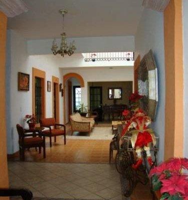 Hotel Posada Garibaldi - фото 16