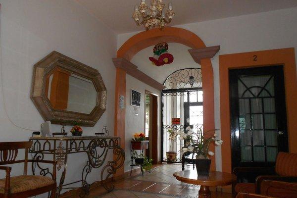 Hotel Posada Garibaldi - фото 18