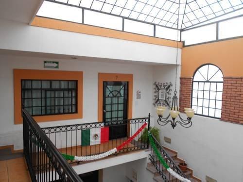 Hotel Posada Garibaldi - фото 20