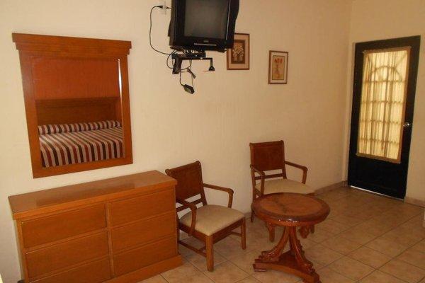 Hotel Posada Garibaldi - фото 8
