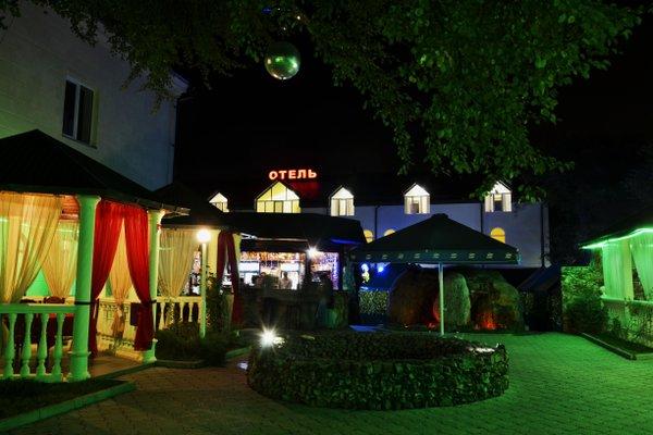 Отель Джамиля - фото 19